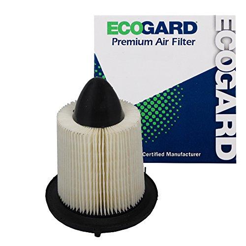 ECOGARD XA5155 Premium Engine Air Filter Fits Ford Escort 2.0L 1997-2003 | Mercury Tracer 2.0L 1997-1999