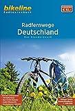 Deutschland RadFernWege: Sonderausgabe (Bikeline Radtourenbücher): Das Standardwerk - Esterbauer Verlag
