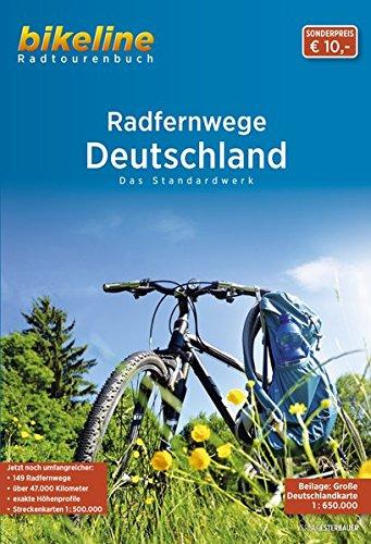 Deutschland RadFernWege: Sonderausgabe (Bikeline Radtourenbücher)