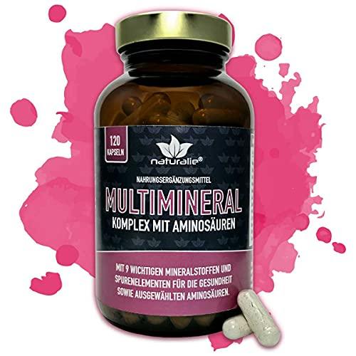 naturalie® - Multimineral Komplex mit 9...