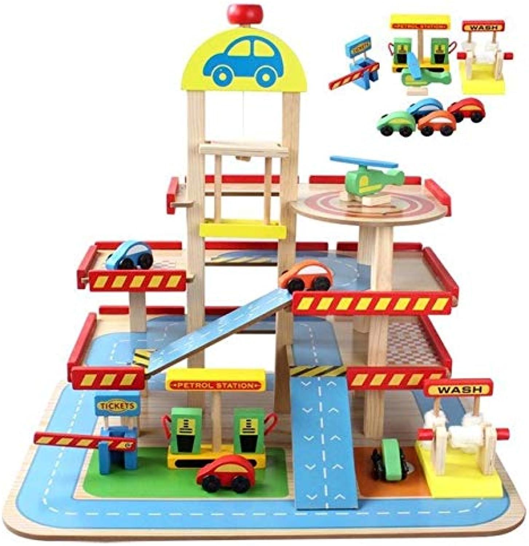 Venta en línea de descuento de fábrica Juguete de juguete XuBa XuBa XuBa de fundición a presión, juguete para Niños, juguete de modelismo, puzzle de madera, buzón de transporte de Cocheriles multiColor  comprar marca