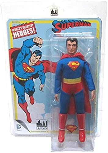 Superman DC Retro 8-Inch Series 1 Superman Action Figure by Figures Toy Company
