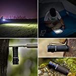 Olight S1R Baton II LED Flashlight Max 1000lm Compact Rechargeable EDC Torch Light Single IMR16340 Powered Torch for… 3