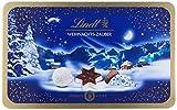 Lindt Weihnachts-Zauber Pralinés Dose, 1er Pack (1 x 200 g)