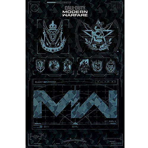 Activision Poster, Mehrfarbig, 61 x 91.5cm