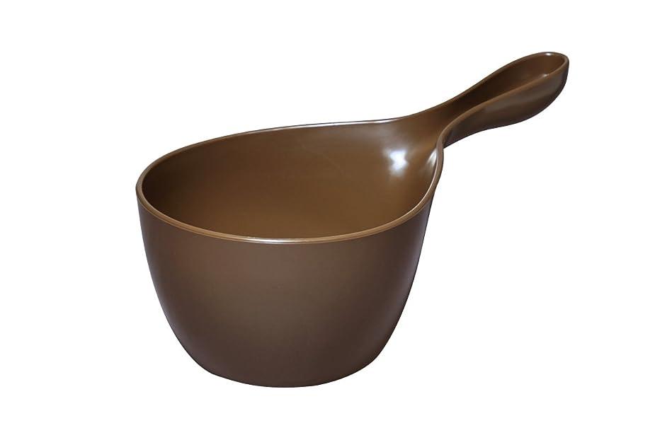 ズーム発表要求するシンカテック 手桶 デュロー ハンディボール N ブラウン