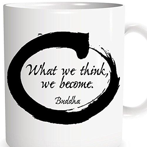 Buddha-Kaffeetasse – Teetasse für Meditation + Yoga –