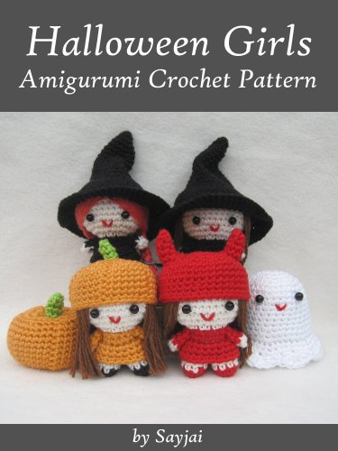 Amazon.com: Puffy Pals Amigurumi Crochet Pattern (Easy Crochet ... | 500x375