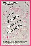 Gran historia visual de la filosofía: Una guía con sencillos gráficos e...