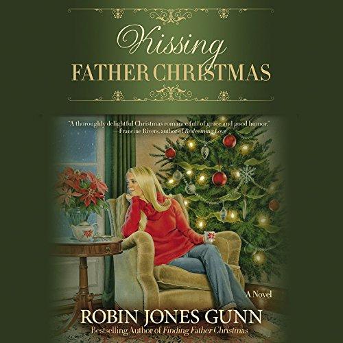 Kissing Father Christmas cover art
