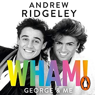 Wham! George & Me cover art