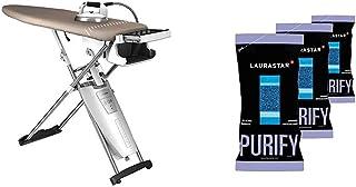 Laurastar Système de Repassage S4a & Laurastar Lot de 3 Filtres à Eau