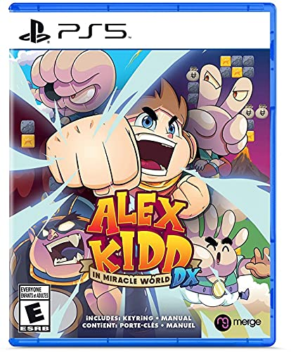 Alex Kidd In Miracle World Dx - PlayStation 5 Standard Edition
