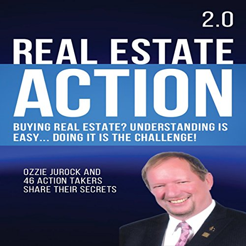 Real Estate Action 2.0 audiobook cover art
