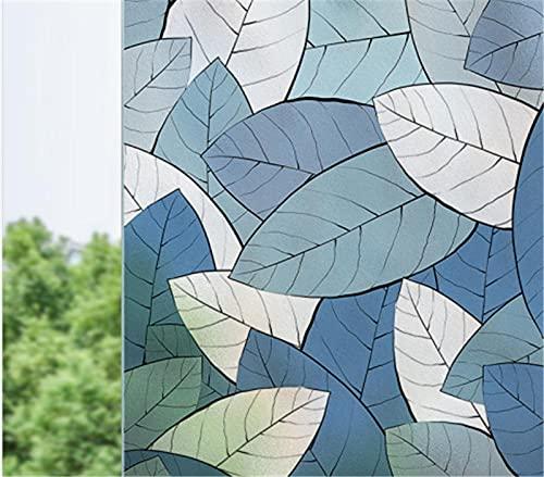Vinilos para Cristales Privacidad Autoadhesivo Hoja Anti UV La Película Decorativa de Moda es Adecuada para Oficina, Tienda, Hogar. 50 x 500 cm