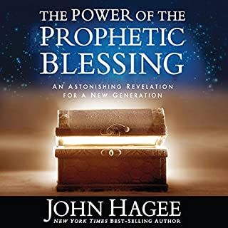 The Power of the Prophetic Blessing cover art