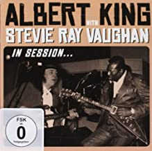 In Session (Deluxe Edition CD/DVD) by Albert King, Stevie Ray Vaughan (2010) Audio CD