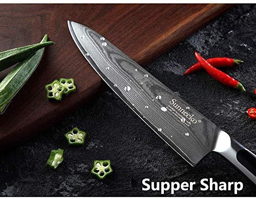Sunnecko Küchenmesser - 2