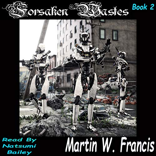 Forsaken Wastes: Book 2 audiobook cover art