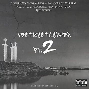 Vestkystcypher, Pt. 2 (feat. Class Clown, Concept, Corna Bros., Da Moors, Dj 33. Sposób, ImYou, Innvikla & UniVerbal)
