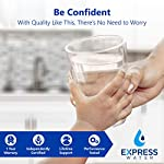 Express Water - ROALK10DCG Reverse Osmosis Alkaline Water Filtration System – 10 Stage RO Water Filter with Faucet and… 16 Reverse Osmosis Water Filter: Experience what water should taste like with the Express Water reverse osmosis water filtration system removing up to 99.99% of Lead, Chlorine, Fluoride, Nitrates, Calcium, Arsenic, Bacteria, and more Alkaline Water Filter: Express Water's Alkaline Water Filter with Active Mineral Technology adds Calcium, Potassium, Magnesium, and other minerals to your water Under Sink Water Filter: Don't waste money on professional installation. Express Water's quick and easy-to-understand design means you can install and understand everything about your new water filtration system
