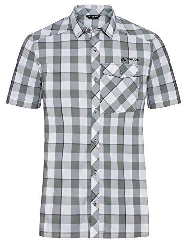 VAUDE Herren Men\'s Prags Shirt II Hemd, Iron, XL