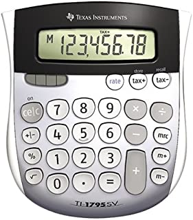 Texas Instruments TI-1795 SV Standard Function Calculator