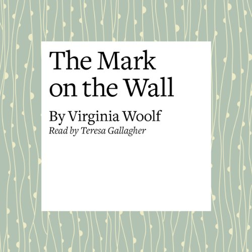 The Mark on the Wall copertina