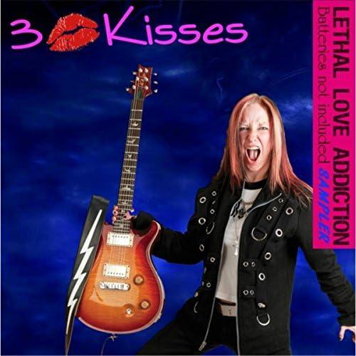 3 Kisses