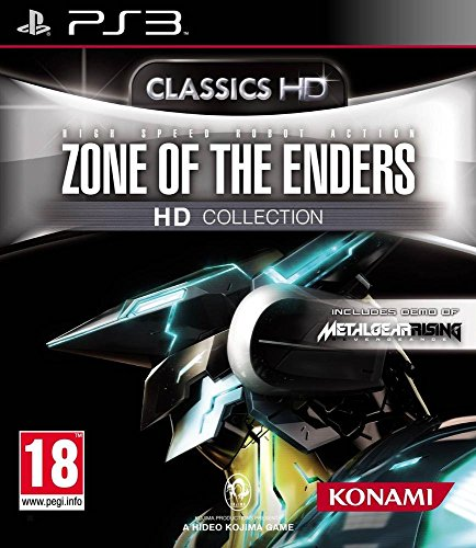 Zone of the Enders - Collection HD + Metal Gear Rising : Revengeance (démo) [Edizione: FranciaC