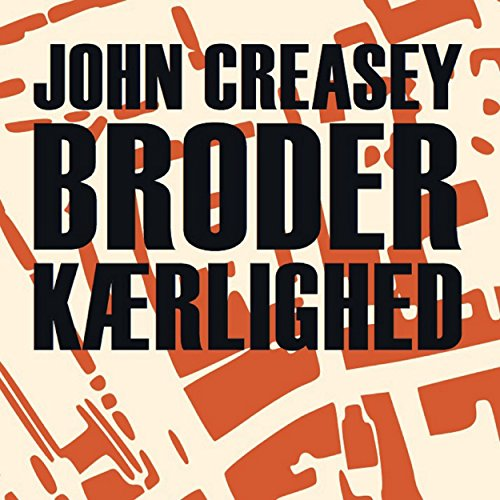 Broderkærlighed audiobook cover art