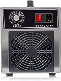 YU MENG Generador de ozono purificador de Agua eliminación de esterilización de Virus eliminados Máquina pequeña desinfectadora para el hogar Oficina Comercial Humo Autos y Mascotas