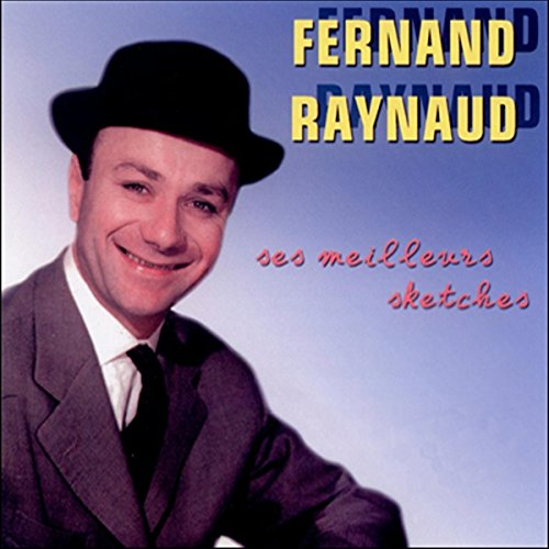 Couverture de Fernand Raynaud