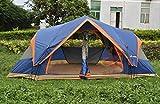 dongdada Strandzelt 5-6 Personen Große Familie Zelt Zelt Zelt Sonnenschutz Pavillon Touristenzelt Für Werbung/Ausstellung