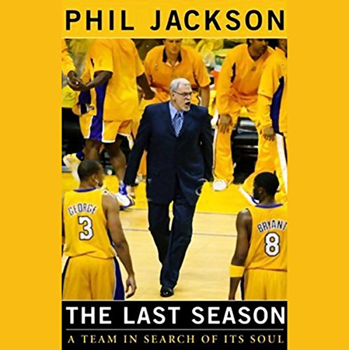 The Last Season audiobook cover art