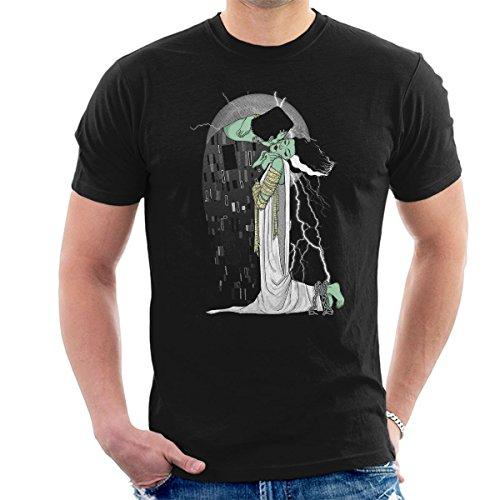 Bride Of Frankenstein Love Beyond Death Men's T-Shirt