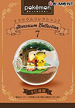 Re-ment Pokemon Terrarium Collection #7 Random Blind  Box Set of 6