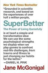 SuperBetter: The Power of Living Gamefully Capa comum