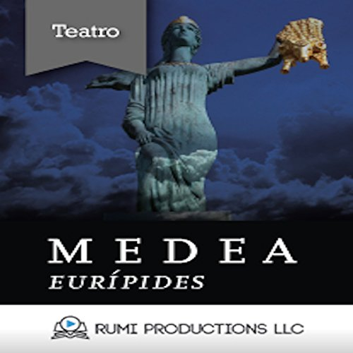 Medea [Spanish Edition] audiobook cover art