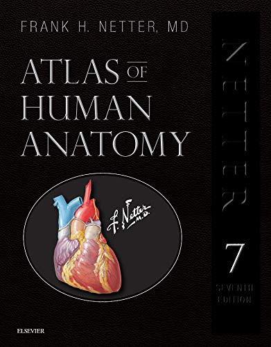 Atlas of Human Anatomy, Professional Edition: including NetterReference.com Access with Full Downloadable Image Bank (Netter Basic Science)