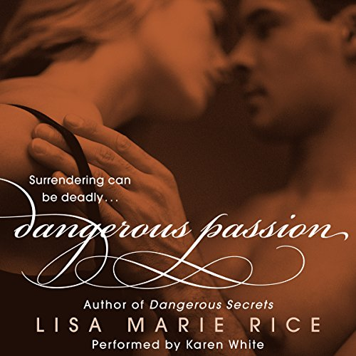 Dangerous Passion audiobook cover art