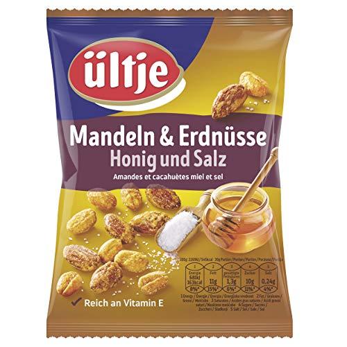 ültje Mandeln & Erdnüsse mit Honig und Salz, 6er Pack (6 x 200 g)