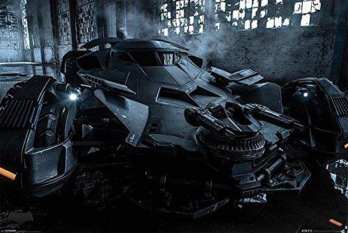 Batman vs Superman Poster - Batmobile (91,5X 61 cm)