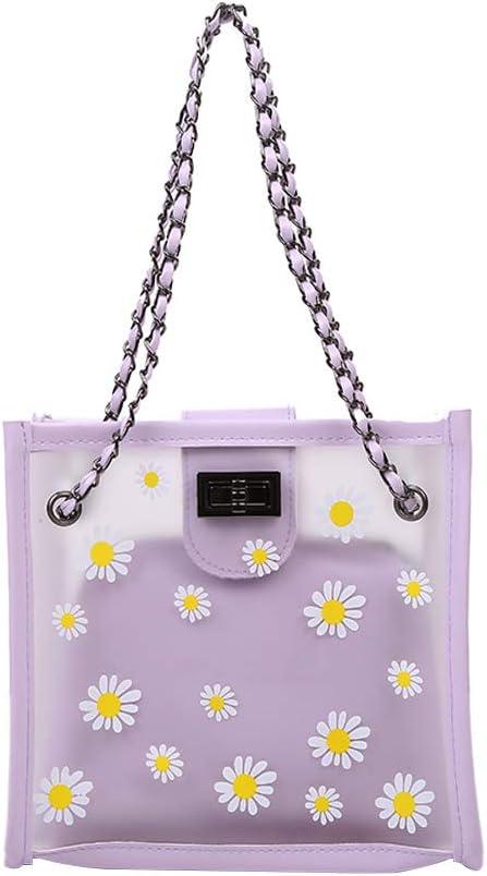 zyylppylw Free Shipping Latest item Cheap Bargain Gift Shoulder Bags 2pcs Set Bag Daisy Wome Women's