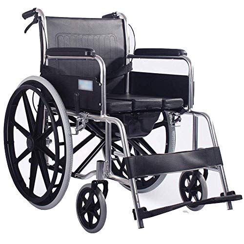 Review Of FACAI Wheelchair Lightweight Self Propelled Portable Mobility Aids Equipment Wheelchair Wa...