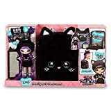 Giochi Preziosi - Na Na Na Backpack Black Bambole Fashion, NAA04210