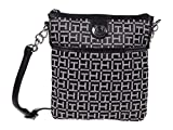 Tommy Hilfiger Penny with Chain North/South Crossbody Black/White One Size