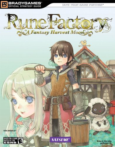 Rune Factory: A Fantasy Harvest Moon Official Strategy Guide
