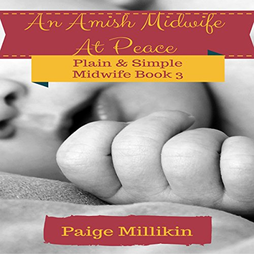 An Amish Midwife at Peace audiobook cover art
