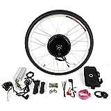Kit de conversión para bicicleta eléctrica de 28 pulgadas, 36 V, kit de conversión para rueda delantera de 250 W
